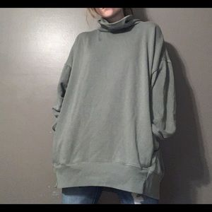 Aerie turtle neck sweater